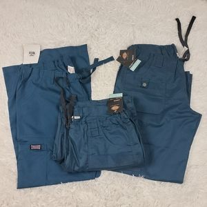 NWT DICKIES lot size Junior Medium Petite